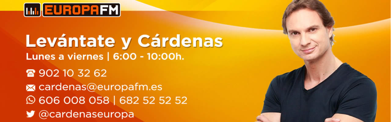 Levántate y Cárdenas: Europa FM - Andorra